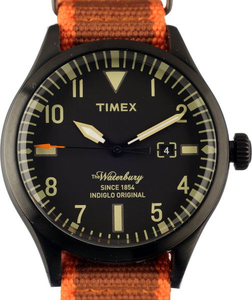 Timex Mens Waterbury Watch TW2U00500LG