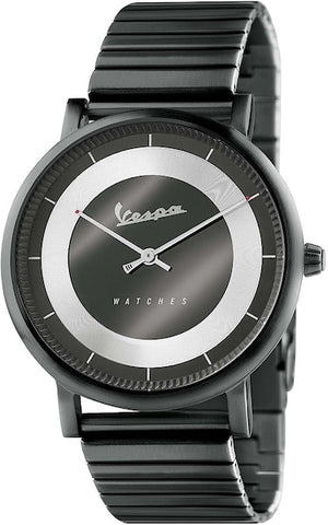 Vespa Watches Unisex Classy Watch VA-CL01-BK-13BK-CM