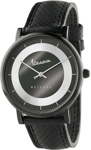Vespa Watches Unisex Classy Watch VA-CL01-BK-13BK-CP