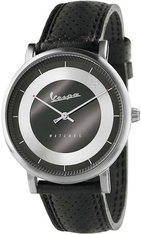 Vespa Watches Unisex Classy Watch VA-CL01-SS-13BK-CP