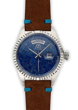 Marco Mavilla Ladies Pietra Lapis Lazuli Watch VS1LAS002