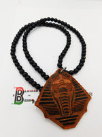 Pharaoh Necklace Egyptian Jewelry Men Long Ethnic Gift Ideas King