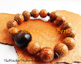Men Bracelets Ethnic Wooden Jewelry