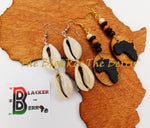African Earrings Ethnic Jewelry The Blacker The Berry®