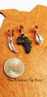 African Hair Jewelry Ethnic Afrocentric Accessories