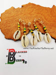 Wholesale Jamaica Hair Jewelry Accessories Dreads Gold Loc The Blacker The Berry®
