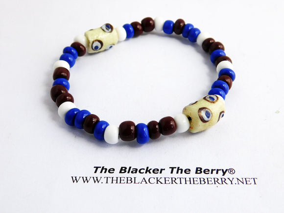 African Bracelet Beaded Ethnic Jewelry Men Gift Ideas