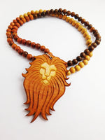 Lion Necklaces Beaded Jewelry for Him Gift Ideas Fathers Day
