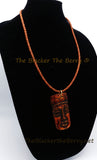 African King Necklace Men Jewelry Ethnic Afrocentric Black Owned