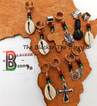 Loc Jewelry RBG Pan African Hair Accessories The Blacker The Berry®