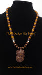 African Necklaces Mask Afrocentric Warrior Jewelry Beaded The Blacker The Berry®