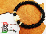 Elephant Bracelets Beaded Black Jewelry Women The Blacker The Berry®