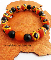 African Beaded Bracelets Men Women Jewelry Ethnic