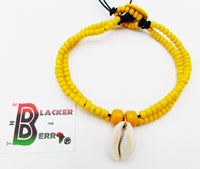 Anklet Women Summer Yellow Women Jewelry