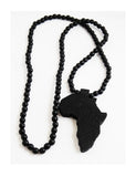 Africa Necklace African Jewelry Black Beaded Necklace Men Jewellery