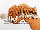 Hair Jewelry Loc Accessories Dreads Beaded Natural Stone Wholesale 10 pieces