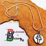 Ankh Necklace Stainless Steel Pendant Jewelry