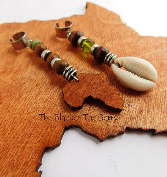 Africa Hair Jewelry Handmade Loc Accessories