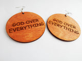 God Over Everything Earrings