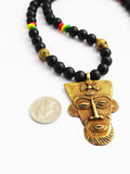Men African Necklaces Beaded Jewelry Ethnic Afrocentric Jewelry