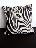 Zebra Pillowcase (PILLOWCASE ONLY)