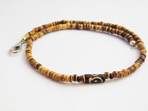 Choker Necklaces Beaded African Heishi