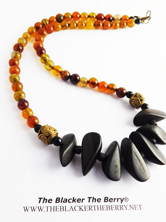 Ethnic Women Tribal Necklaces Jewelry Beaded Colorful Gift Ideas for Her