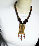 African Necklace Women Jewelry Fashion