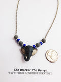 Elephant Necklace Fashion Jewelry Silver Chain