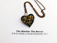 Heart Necklace Jewelry Gift Ideas
