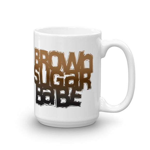 Brown Sugar Babe Mug