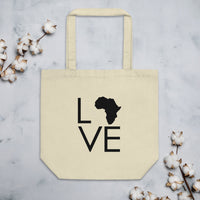 African Love Eco Tote Bag