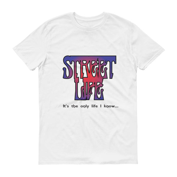 Short sleeve Street Life t-shirt
