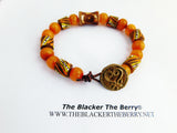 Sankofa Bracelets Beaded Jewelry African