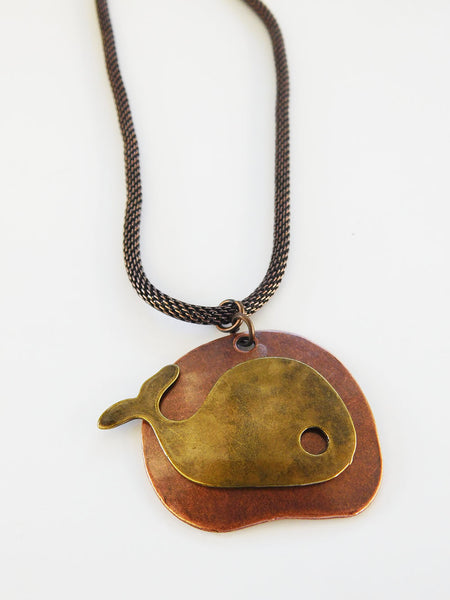 Whale Necklaces Jewelry Gift Ideas for Her Women