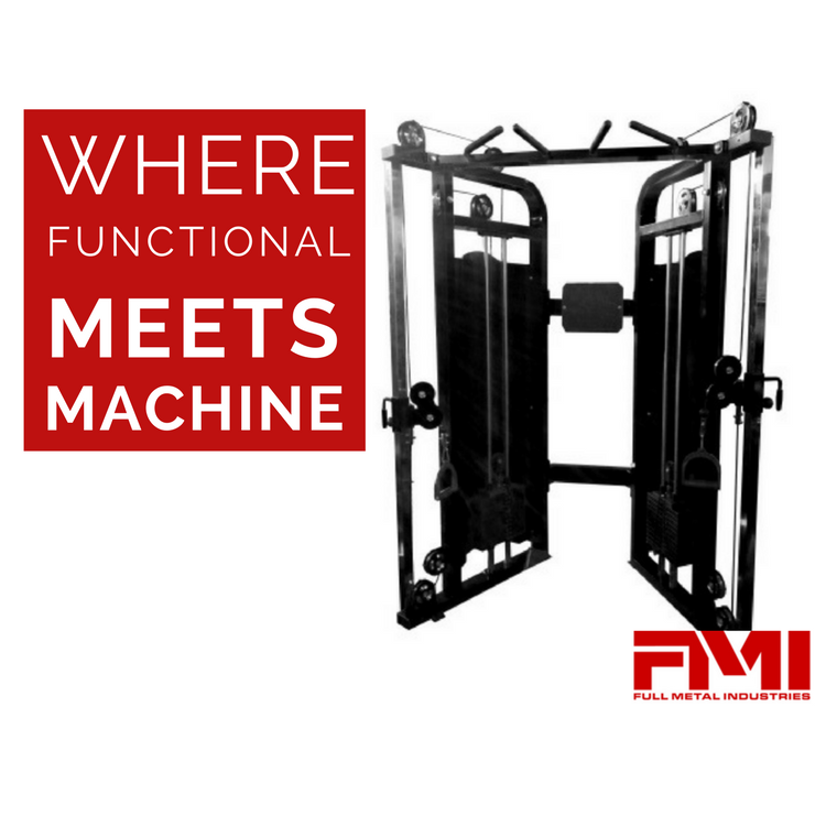 How one machine became the boss of functional fitness