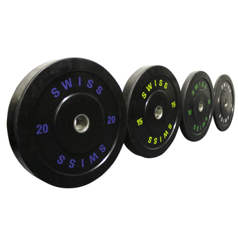 100kg Bumper Plate Set - Full Metal Industries