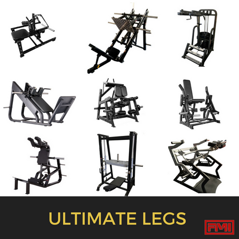 Ultimate Legs Package - Full Metal Industries