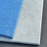 High Density Coloured Floor Tiles 1000mm x 1000mm - various colours and thicknesses - Full Metal Industries