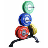 Competition Bumper Plates - COLOURED - Full Metal Industries