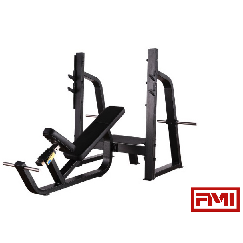 B1 Olympic Incline Bench