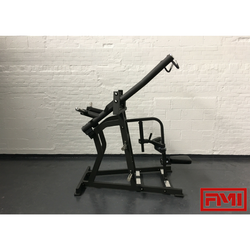 Plate Loaded Wide Lat Pulldown