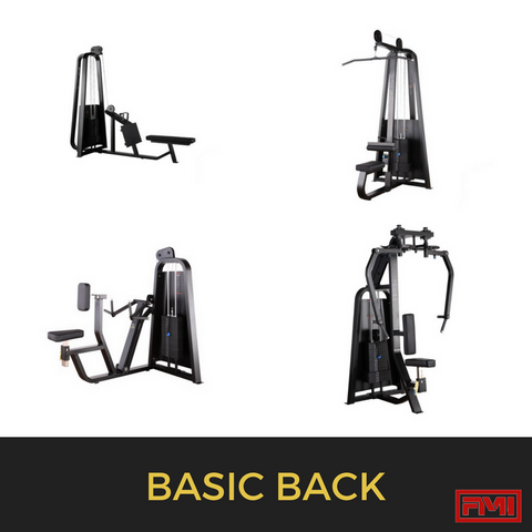 Basic Back Package