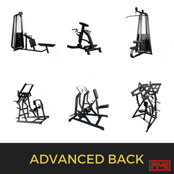 Advanced Back Package - Full Metal Industries