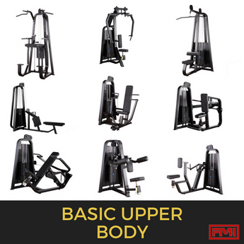 Basic Upper Body Package - Full Metal Industries