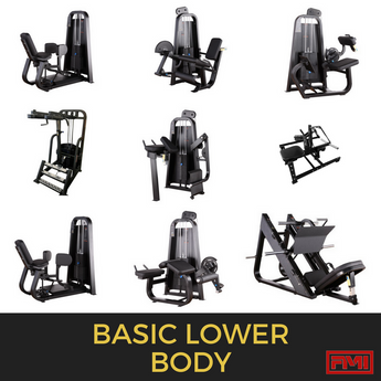 Basic Lower Body Package - Full Metal Industries