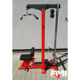 HD Plate Loaded Lat Pulldown/Low Pulley Row Combo - Full Metal Industries