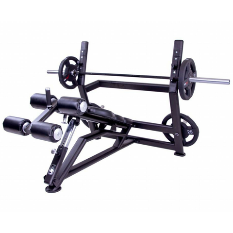 Olympic Adjustable Decline Bench Press - Full Metal Industries