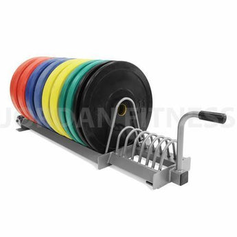 Jordan Olympic Training Plate Rack - Full Metal Industries