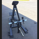 Adjustable Chest Supported Row - Full Metal Industries